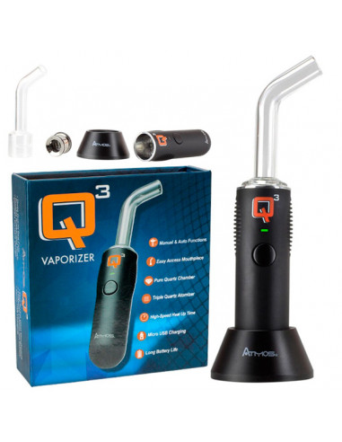 Vaporizador Atmos Q3 Extracciones