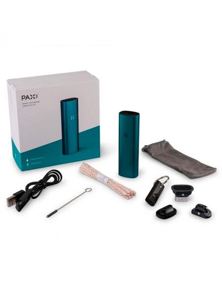 Vaporizador PAX3 Kit Completo Rosa Oro Mate