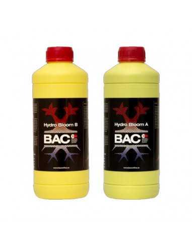 Kit Hidro Bloom A&B BAC