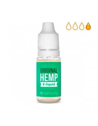 CBD E-Liquid Harmony Original Hemp