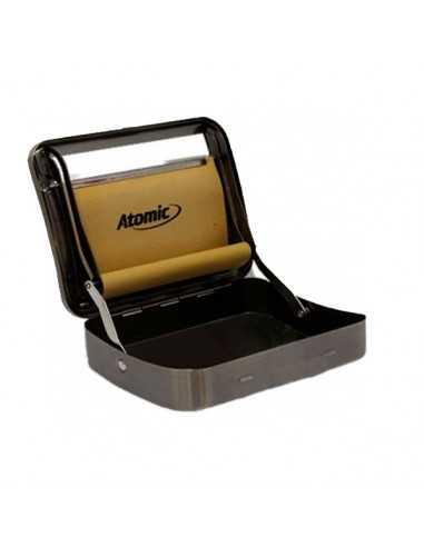 Liadora Caja Metal Bronce 70 mm. Atomic