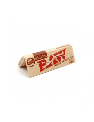 Raw 1.1/4 Organico - 24 Librillos