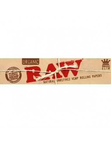 Raw King Size Slim Organico 50 librillos