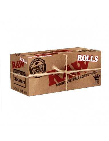 Raw Rolls 12 librillos